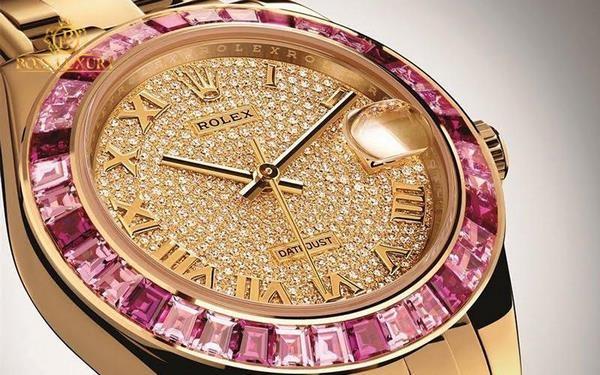 Khám phá những chiếc đồng hồ Rolex đính đá được yêu thích nhất 2019