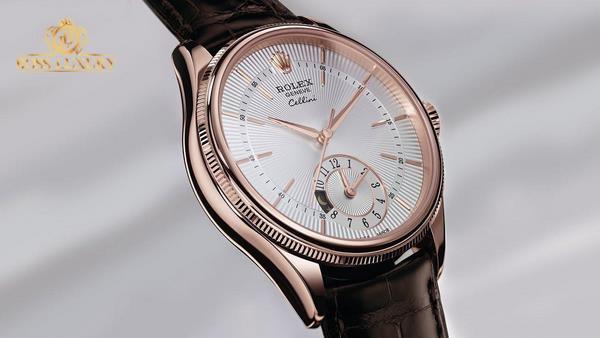 5 điều bạn chưa biết về đồng hồ Rolex vàng Yacht Master Everose
