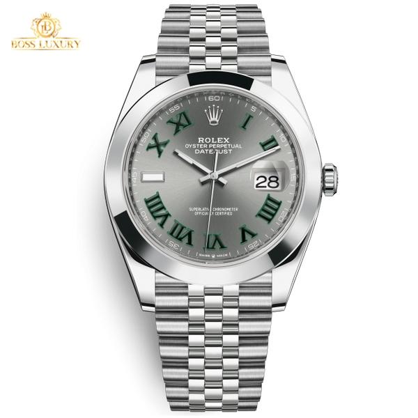 Phân biệt đồng hồ Rolex thật giả: Đồng hồ Rolex chạy pin?