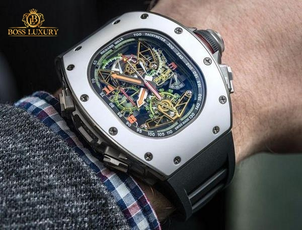 đồng hồ richard mille limited edition 5
