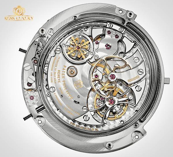 Những cái nhất của chiếc đồng hồ Patek Philippe Sky Moon