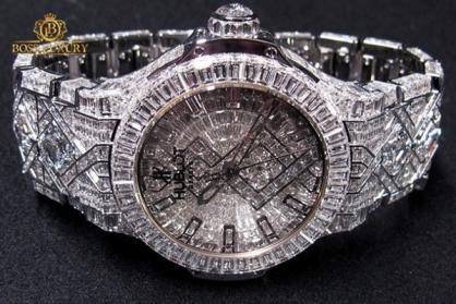 Chiêm ngưỡng 5 mẫu đồng hồ Hublot cao cấp đắt đỏ nhất
