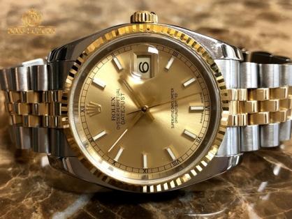 Đồng hồ Rolex Datejust - biểu tượng cổ điển bất diệt