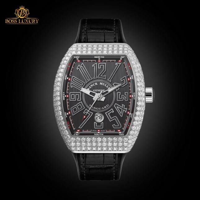 Đồng hồ Franck Muller V41 - Biểu tượng nam tính hoàn hảo