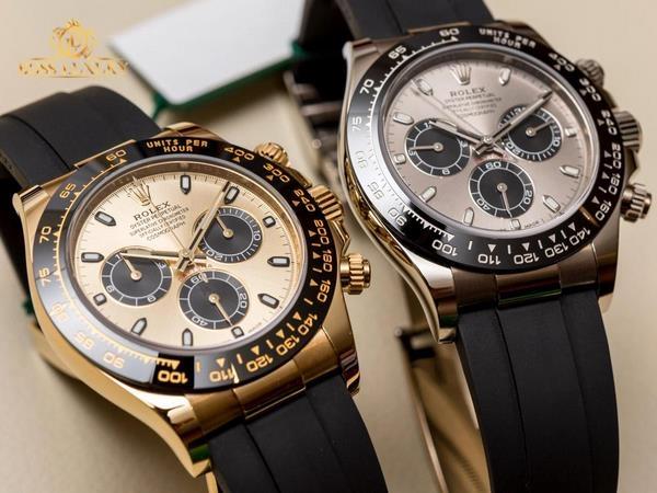 Đồng hồ Rolex Cosmograph Daytona - bộ sưu tập dành riêng cho những người yêu thích môn thể thao tốc độ