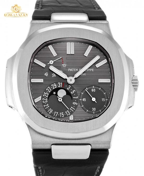 Đồng hồ Patek Philippe 5712G-001 - mẫu đồng hồ thể thao được ưa chuộng nhất