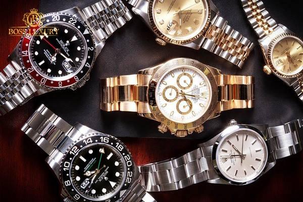 Đại lý đồng hồ Rolex tại TPHCM Boss Luxury bán hàng chính hãng, bảo hành dài hạn