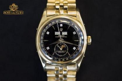 Đồng hồ Rolex chính hãng - Sự mê hoặc từ công nghệ chế tác đồng hồ lâu đời nhất thế giới