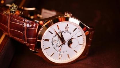 Mê mẩn mẫu đồng hồ Patek Philippe 5496r lừng lẫy