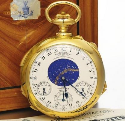 Giá bán đồng hồ Patek Philippe xịn – vì sao bạn không thực sự sở hữu một chiếc Patek Philippe