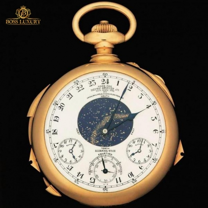 Đồng hồ cơ Patek Philippe Geneve - những cỗ máy xa xỉ luôn được xếp hàng chờ