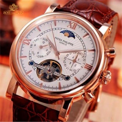 Đồng hồ Patek Philippe Geneve Automatic: Đắt đỏ nhưng vì sao khách hàng luôn sẵn sàng chi?