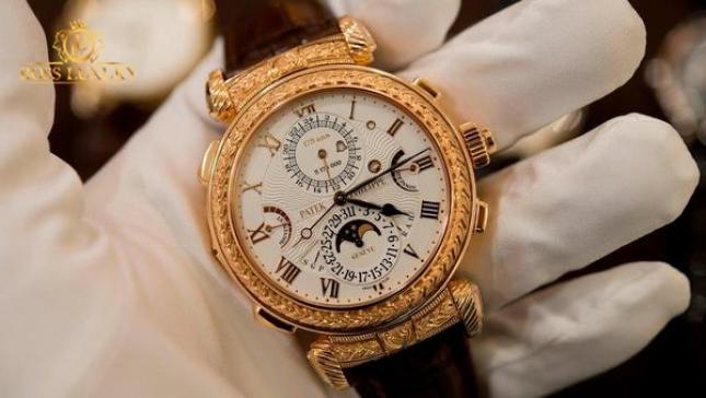 Thông tin đồng hồ: Đồng hồ Patek Philippe của nước nào?
