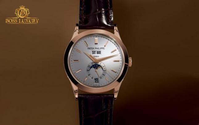 Patek Philippe 5396 - nghệ thuật sản xuất đồng hồ hội tụ trong từng siêu phẩm