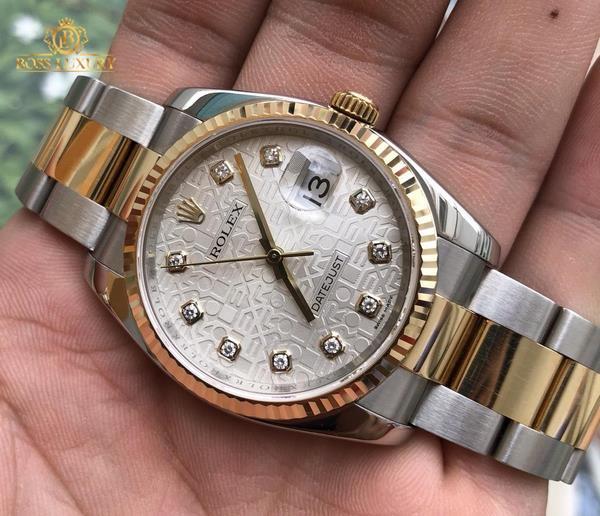 5 cách đơn giản phân biệt đồng hồ Rolex thật giả
