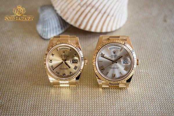 Rolex Day Date - Chiếc đồng hồ cổ điển đáng mua nhất mọi thời đại