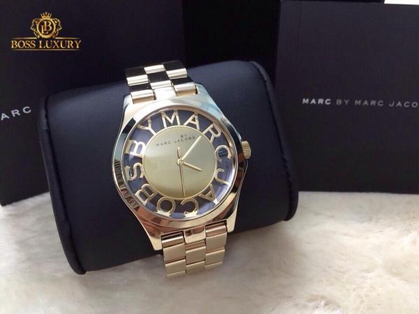 Đồng hồ Marc Jacobs - tinh tế và thời thượng