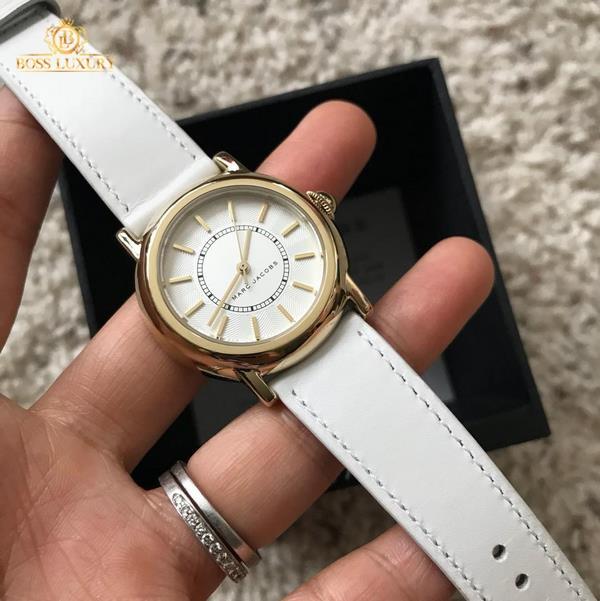 Mua dây đồng hồ Marc Jacobs online ở đâu uy tín