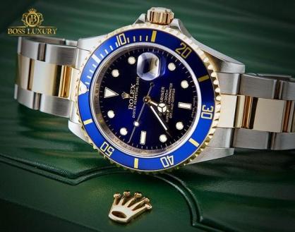 Mua đồng hồ Rolex Hà Nội chính hãng tại Boss Luxury