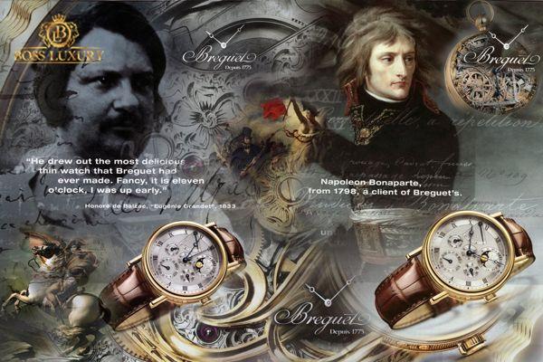 Đồng hồ Breguet những sự thật thú vị có thể bạn chưa biết