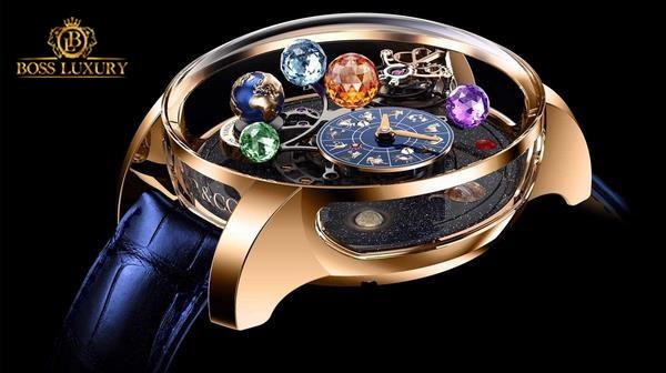 Đồng hồ Jacob & Co nữ - tinh tế và thanh lịch