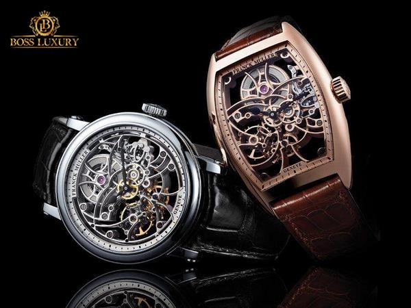Boss Luxury - địa chỉ mua Franck Muller uy tín số 1 tại Việt Nam