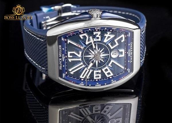 Đồng hồ Franck Muller V45 - danh tiếng và thời thượng