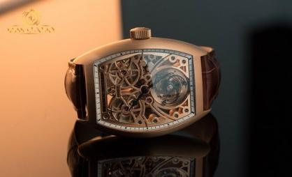 Giá đồng hồ Franck Muller chính hãng - Boss Luxury