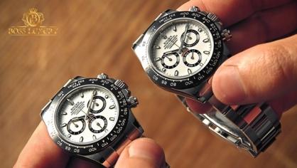 Cách phân biệt Rolex thật giả chính xác nhất