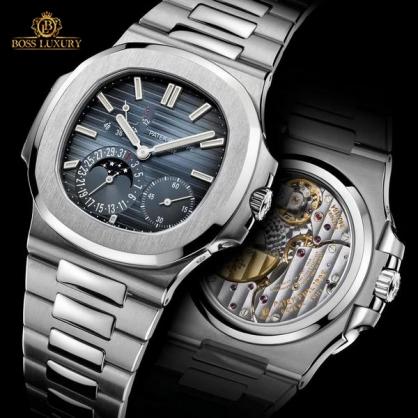 Điểm danh những ngôi sao đình đám say mê những chiếc đồng hồ Patek Philippe Nautilus