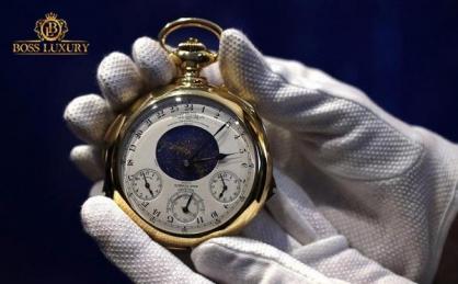 Cần tới 8 năm để mua được chiếc đồng hồ Patek Philippe - nếu bạn đủ điều kiện nằm trong