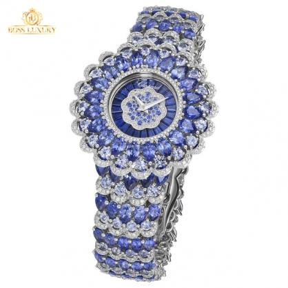 Đồng hồ Chopard đính đá - niềm kiêu hãnh mang tên thời gian