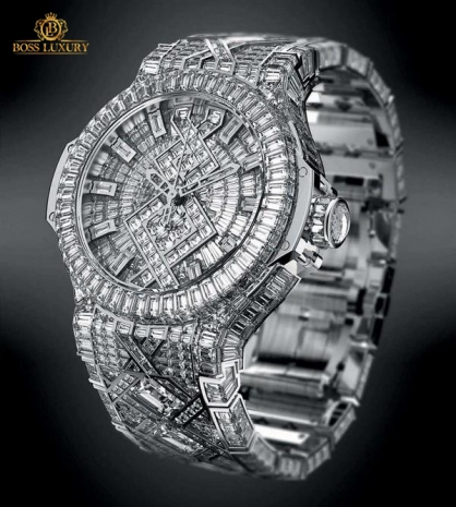 Ngắm mẫu đồng hồ Hublot đắt nhất