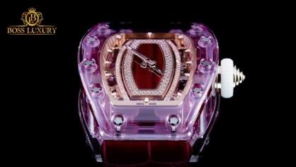 Gợi ý 5 mẫu đồng hồ Richard Mille nữ cá tính, nổi bật