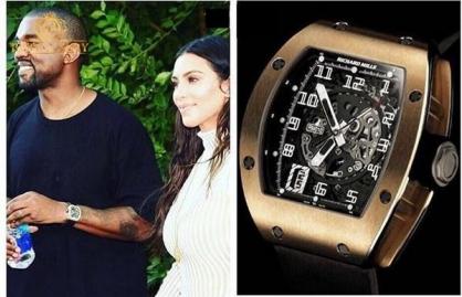 3 mẫu đồng hồ Richard Mille nam được các ngôi sao ưa chuộng nhất