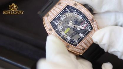 Có gì đặc biệt ở mẫu Richard Mille RM029