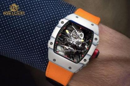 Bộ sưu tập đồng hồ Richard Mille Nadal chính hãng tại Boss Luxury