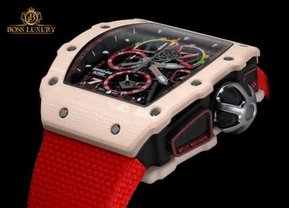 Những phiên bản đồng hồ triệu đô đắt đỏ của Richard Mille