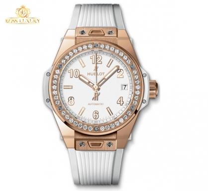 Ngắm mẫu đồng hồ Hublot Geneve Big Bang hoa hậu Kỳ Duyên sở hữu