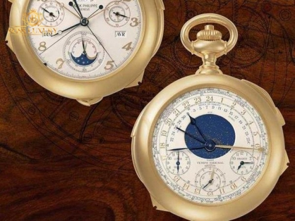 Bất ngờ với mẫu đồng hồ Patek Philippe đắt nhất thế giới