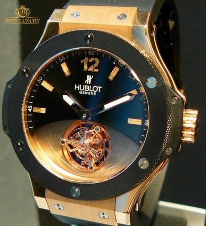 Choáng với bảng giá Hublot - hãng đồng hồ xa xỉ hàng đầu thế giới