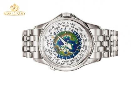 5 mẫu đồng hồ Patek Philippe dây kim loại được yêu thích nhất