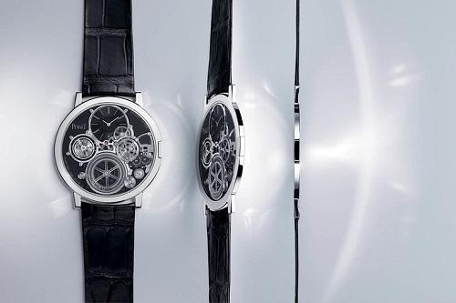 Piaget đặc trưng với những mẫu đồng hồ siêu mỏng nhất thế giới