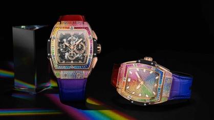 [TOP 6] Chiếc đồng hồ Hublot đắt nhất thế giới trong thế kỉ 21