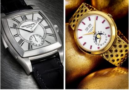 Bộ sưu tập đồng hồ Patek Philippe trị giá 8 triệu USD sẽ được bán đấu giá tại Christie