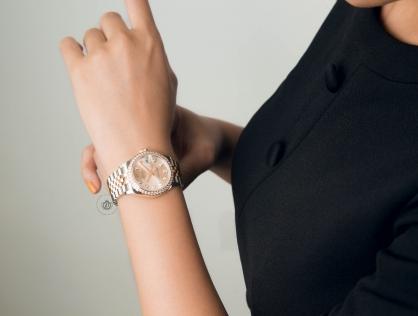 Địa chỉ bán đồng hồ Rolex nữ chính hãng UY TÍN tại Hà Nội