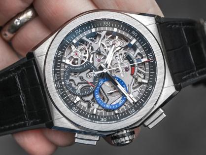 Giá bán đồng hồ Zenith chính hãng là bao nhiêu tiền?