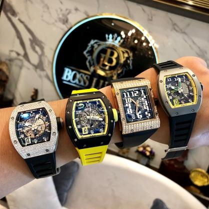 Giá bán đồng hồ Richard Mille chính hãng là bao nhiêu tiền?