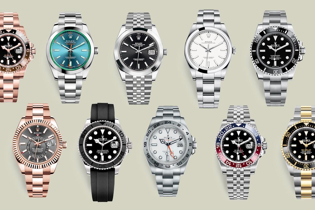 Đồng hồ rolex chính hãng bao nhiêu tiền? Bảng giá chuẩn 2020