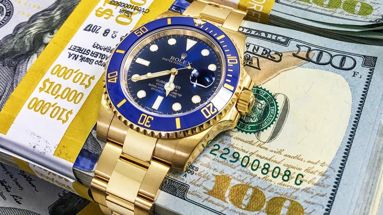 Giá Rolex tăng 3-6% trên thị trường đồng hồ thế giới năm 2020